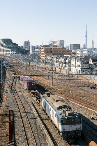 EF64-1045環七陸橋