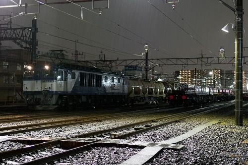 2015.2.18 19:20撮影 1090レ 新小岩(信)