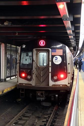 NYC地下鉄