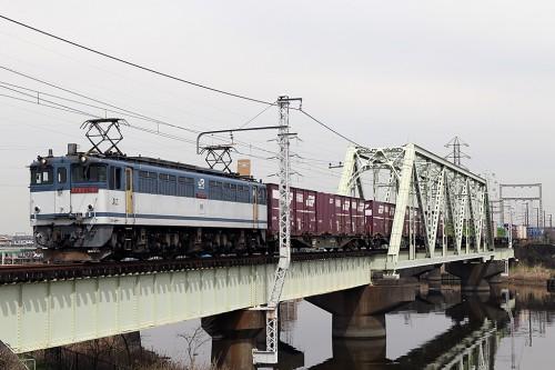 2015.3.28 10:48撮影 1091レ 金町~新小岩(信)間