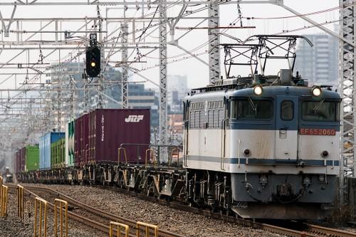 2015.3.14 11:26撮影 1091レ 小岩駅