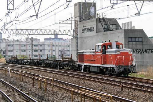 2015.3.22 13:47撮影 9294レ 平井駅
