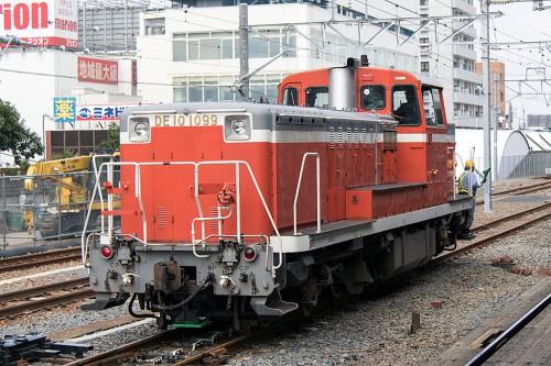 2015.4.21 13:55撮影 入換 新小岩駅
