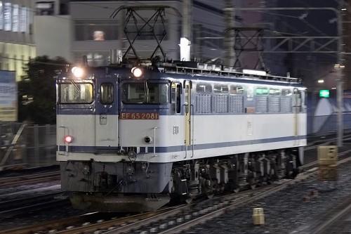 2015.3.22 18:52撮影 入換 新小岩駅