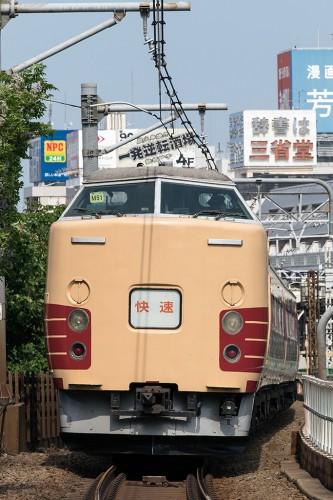 2015.5.17 8:35撮影 9322M 御茶ノ水 ~水道橋間(後追い)