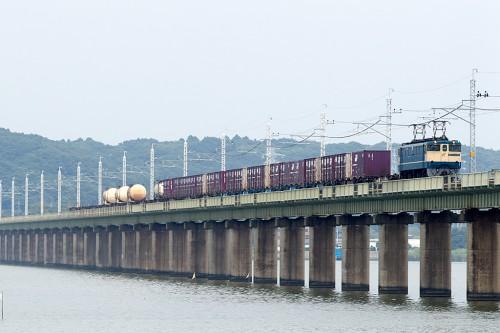 EF65-2121 北浦橋梁
