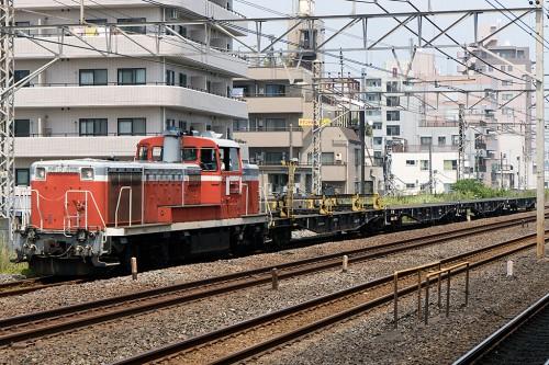 2015.8.1 12:13撮影 9295レ 平井駅