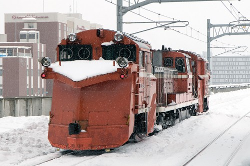 DE15-2514 2016.2.18 14:05撮影 雪351レ 旭川駅