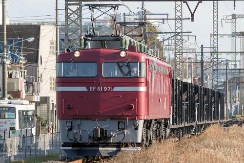 EF81-97 水戸ホキ工臨