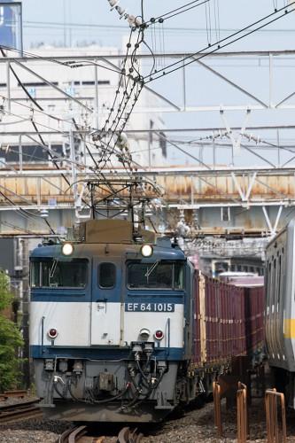 2016.4.23 14:41撮影 1094レ 船橋~西船橋間
