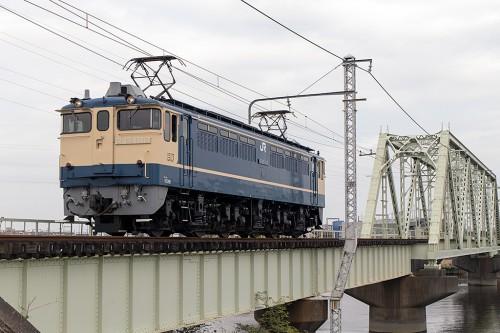 EF65-1115単機