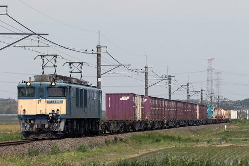 EF64-1012 下総神崎~滑河間