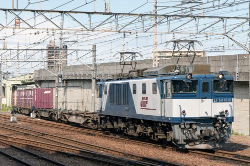 EF64-1018 新小岩(信)