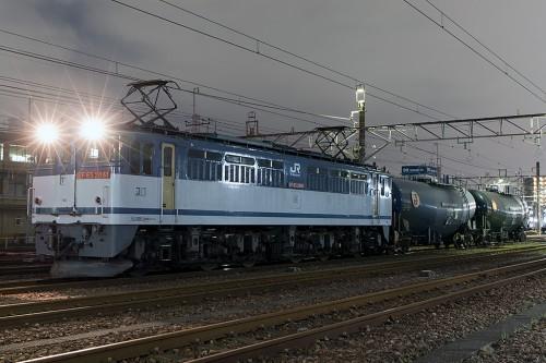 EF65-2081 新小岩(信)