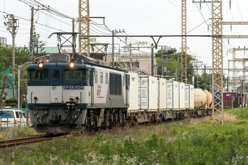 EF64-1034 1094レ