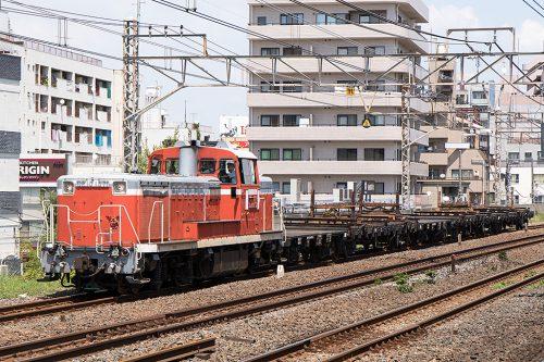 DE10-1571 回9295レ 平井駅