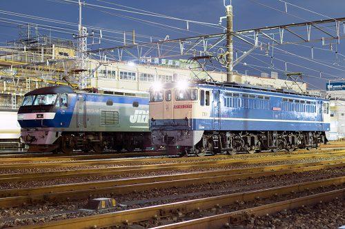 EF65-2139 新小岩(信)