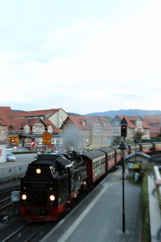 2016.9.3撮影 Wernigerode駅