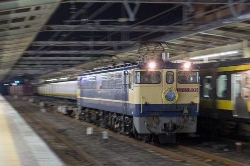 2016.9.11 18:47撮影 1092レ 市川駅