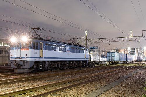 EF65-2087 5971レ 新小岩(信)