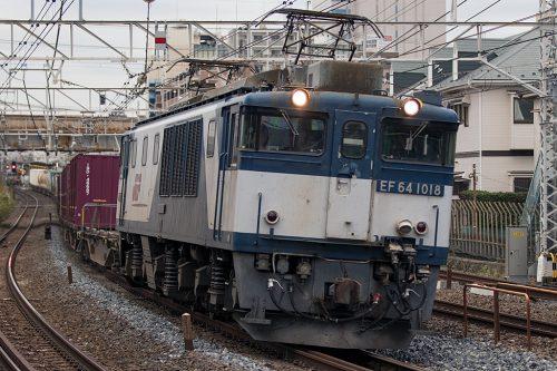 EF64-10181094レ 船橋~西船橋間