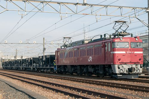 EF81-97入換