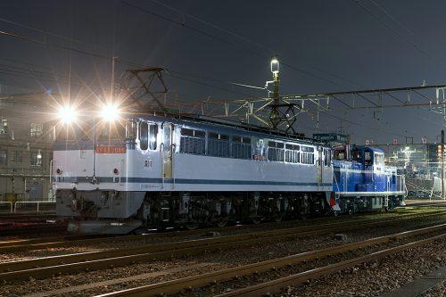 EF65-2086組成完了
