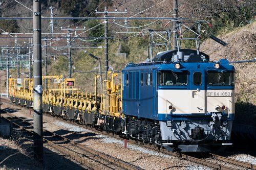EF64-1053 甲府工臨