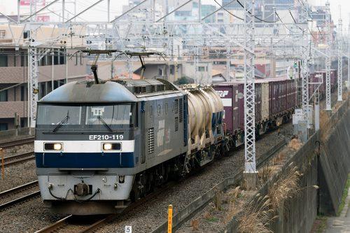EF210-119 1093レ