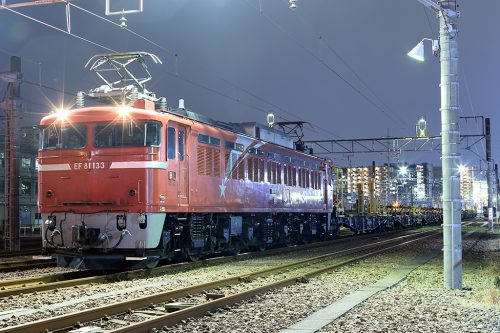 EF81-133 新小岩(信)