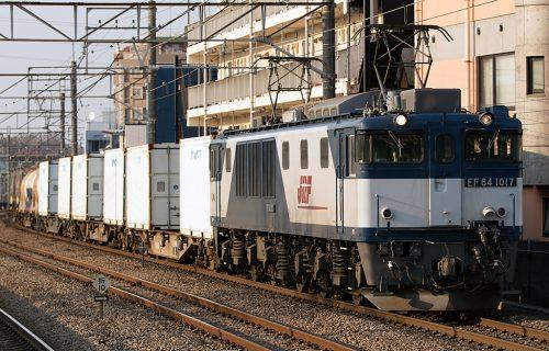 EF64-1017 1094レ 西国分寺駅
