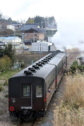 6002レ 折本駅(後追い)