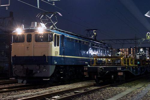 EF65-1104 黒磯ロンチキ