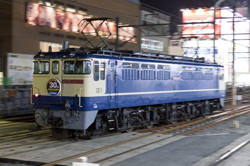 EF65-2139 入換 新小岩駅
