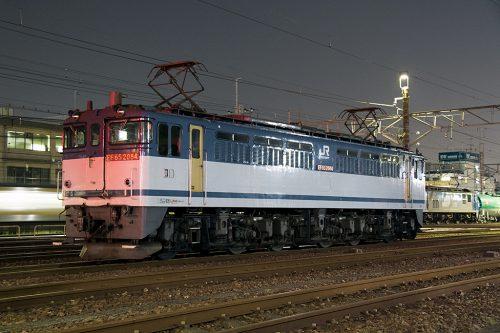EF65-2084単機