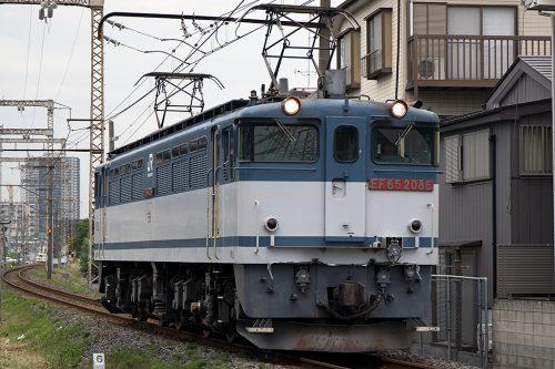 EF65-2086 単機
