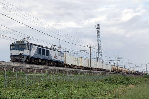 EF64-10341094レ 南越谷~東川口間