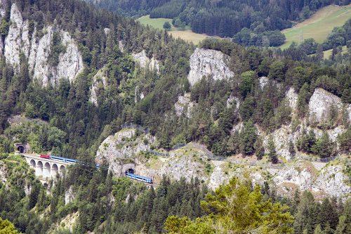 セメリング鉄道 RJ