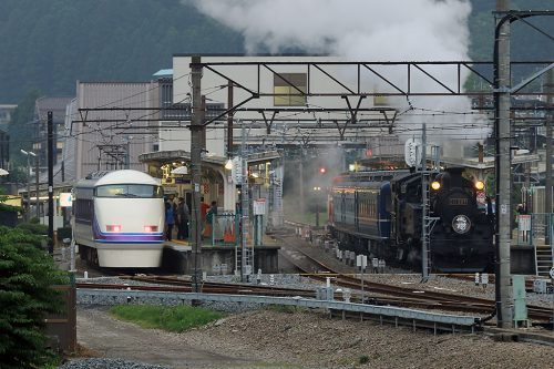 C11-207鬼怒川温泉発車