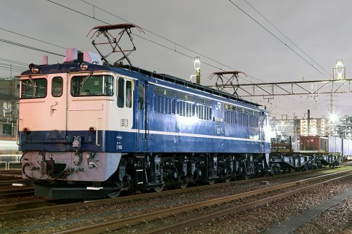 EF65-1102工9753レ 新小岩(信)