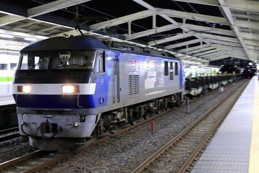EF210 日鐵チキ8060レ 南流山駅