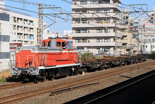 DE10-1751 回9275レ 平井駅