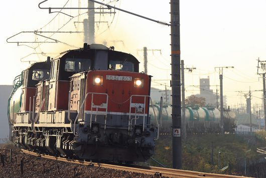 DD51-1803 8380レ 春田~八田間