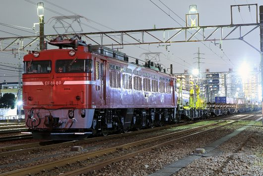 EF81-80 工9481レ 新小岩(信)