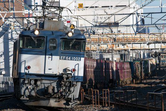 EF64-1002 1094レ 船橋~西船橋間