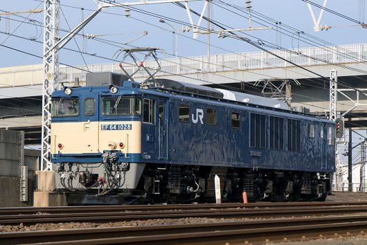 EF64-1028単機