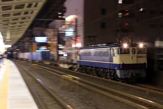 EF65-2139 5971レ 本八幡駅