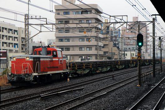 DE10-1603 9295レ 平井駅
