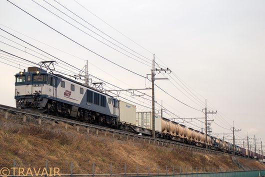 EF64-10041094レ 南越谷~東川口間