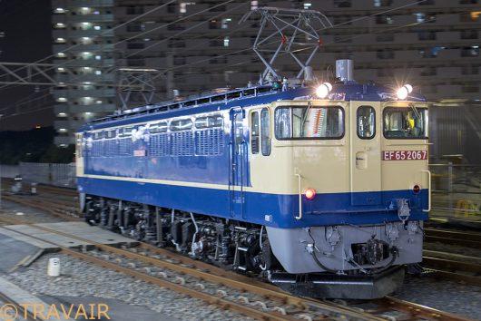 2018.4.3 19:01撮影 入換 新小岩駅